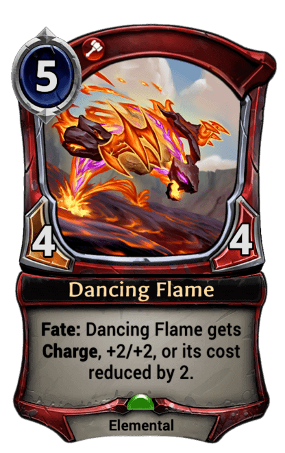 Card image for Dancing Flame