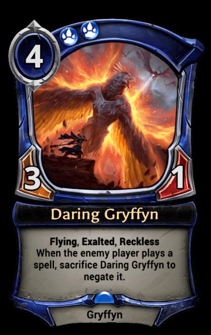 Card image for Daring Gryffyn