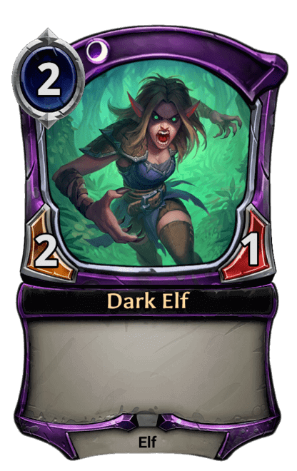 Card image for Dark Elf