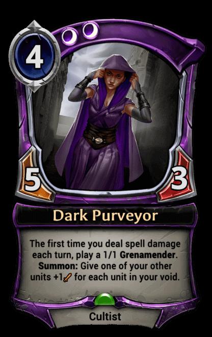 Card image for Dark Purveyor