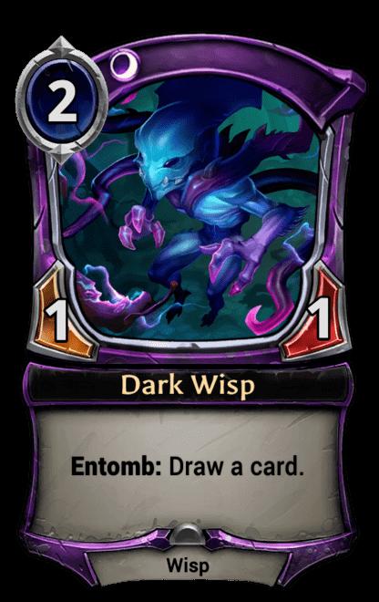 Card image for Dark Wisp