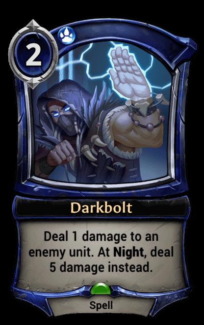 Card image for Darkbolt