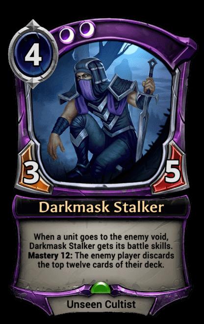 Card image for Darkmask Stalker