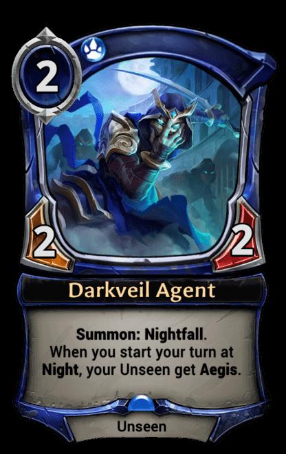 Card image for Darkveil Agent