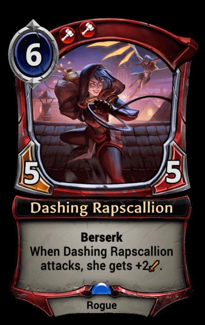Card image for Dashing Rapscallion
