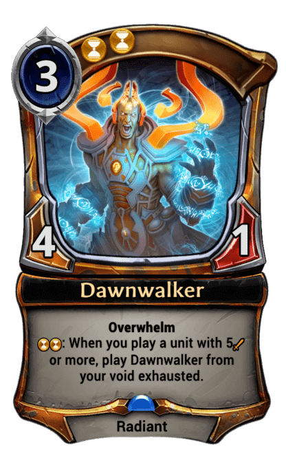 Card image for Dawnwalker