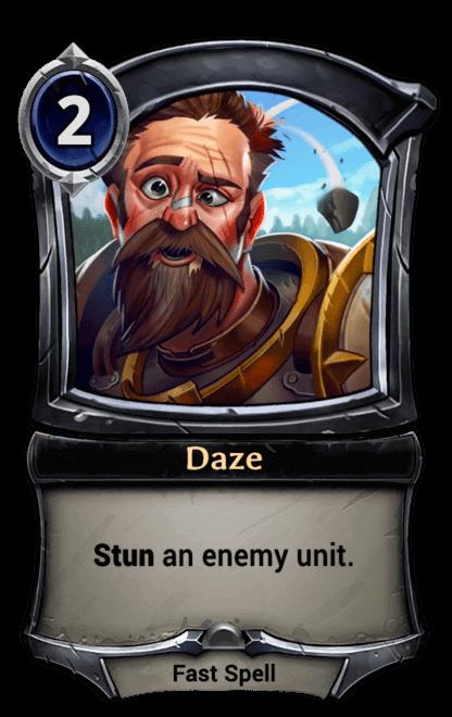 Card image for Daze