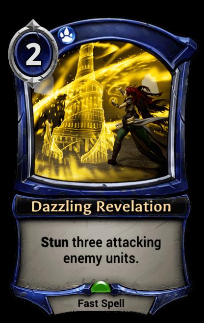 Card image for Dazzling Revelation