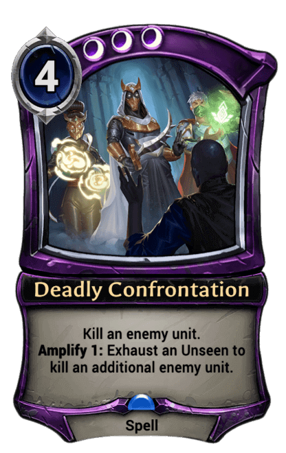 Card image for Deadly Confrontation