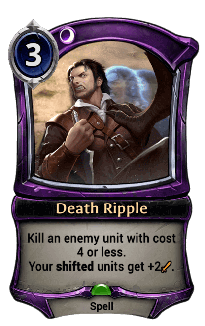 Card image for Death Ripple