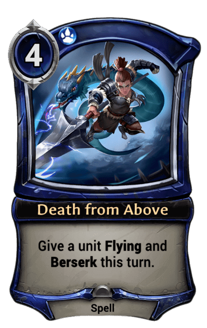 Card image for Death from Above