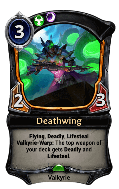 Card image for Deathwing