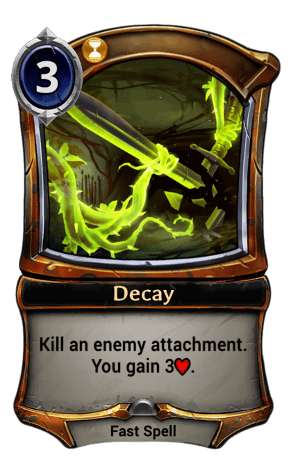 Card image for Decay