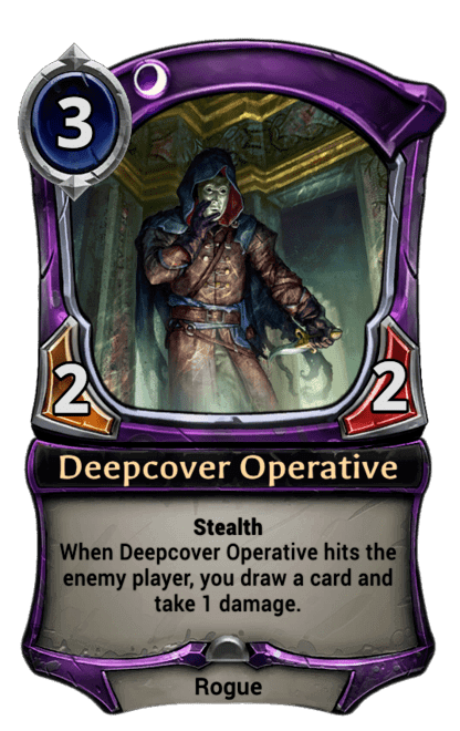 Card image for Deepcover Operative