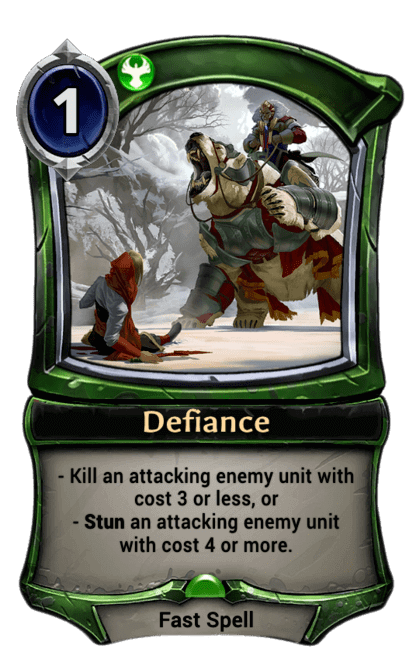 Card image for Defiance