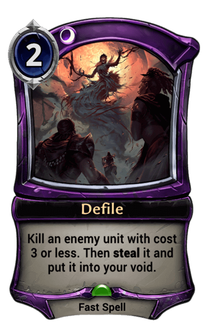 Card image for Defile