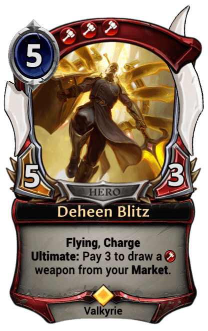 Card image for Deheen Blitz