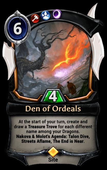 Card image for Den of Ordeals