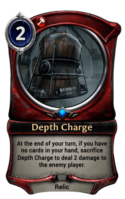 Card image for Depth Charge