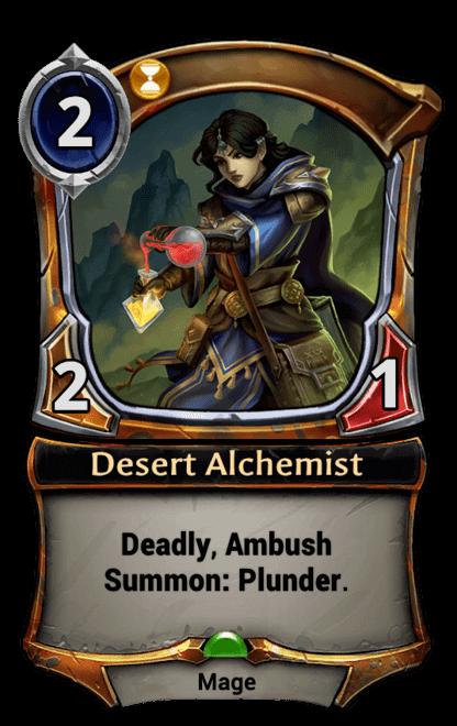 Card image for Desert Alchemist