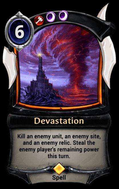 Card image for Devastation