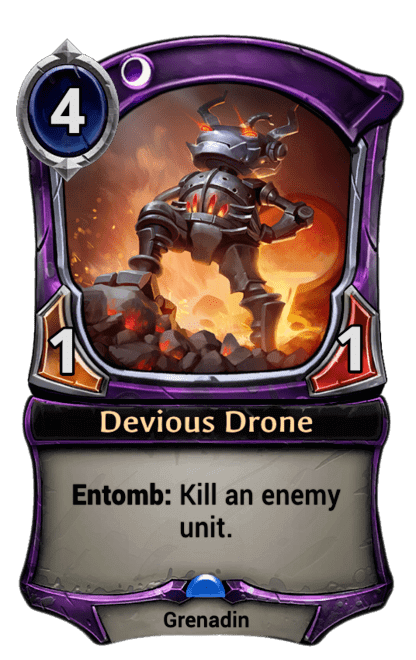 Card image for Devious Drone
