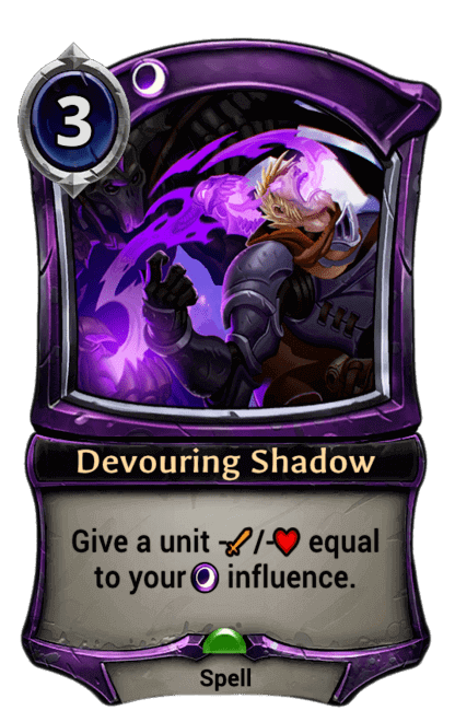 Card image for Devouring Shadow