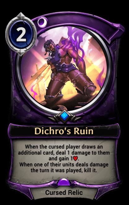 Card image for Dichro's Ruin