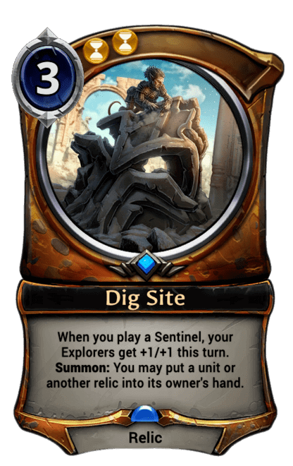Card image for Dig Site