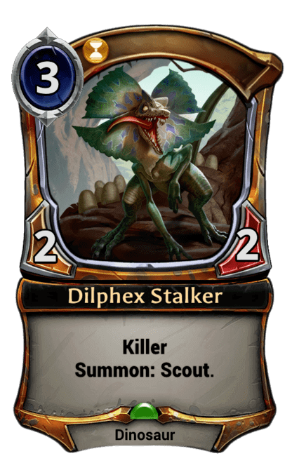 Card image for Dilphex Stalker