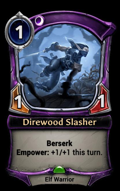 Card image for Direwood Slasher