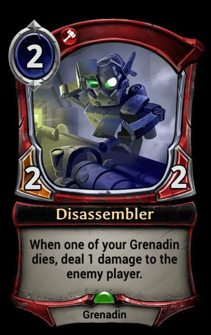 Card image for Disassembler