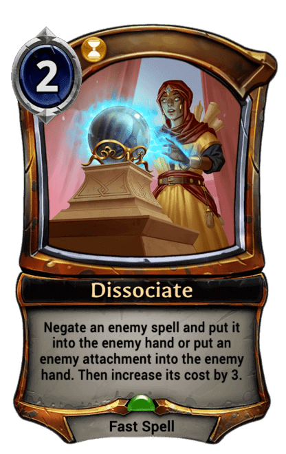 Card image for Dissociate