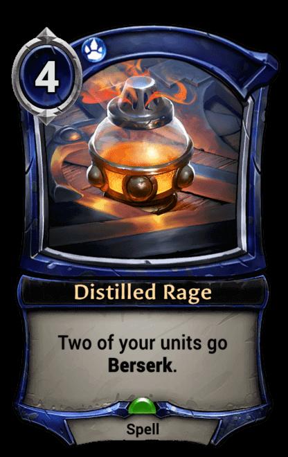 Card image for Distilled Rage