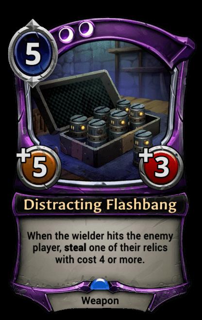 Card image for Distracting Flashbang