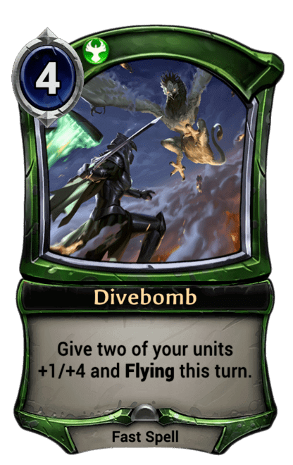 Card image for Divebomb