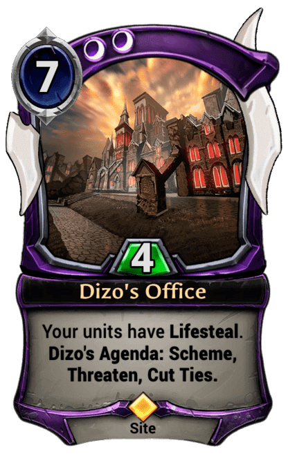 Card image for Dizo's Office
