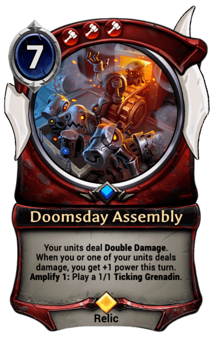 Card image for Doomsday Assembly