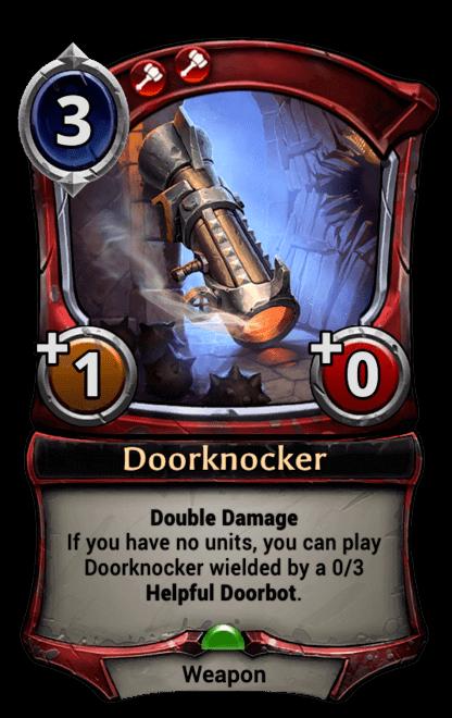 Card image for Doorknocker