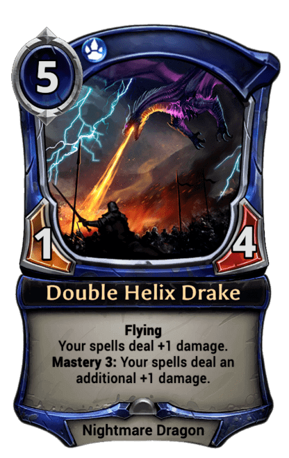 Card image for Double Helix Drake