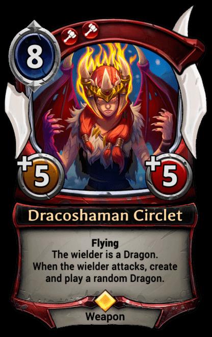 Card image for Dracoshaman Circlet