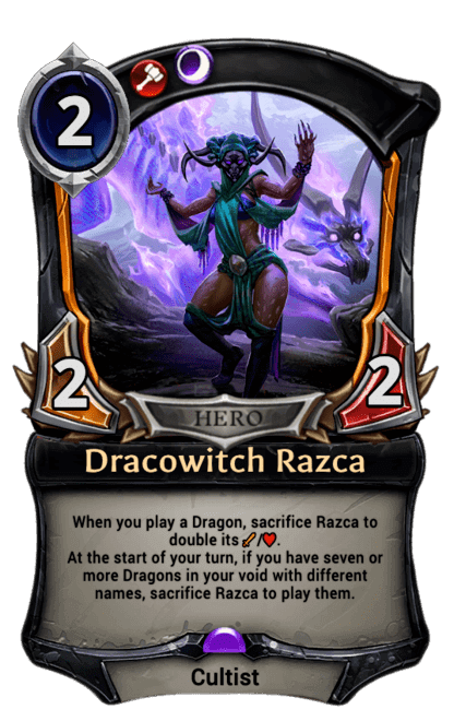 Card image for Dracowitch Razca