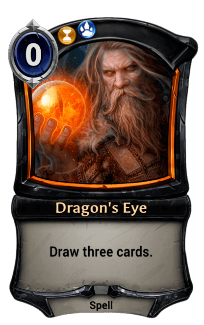 Card image for Dragon's Eye