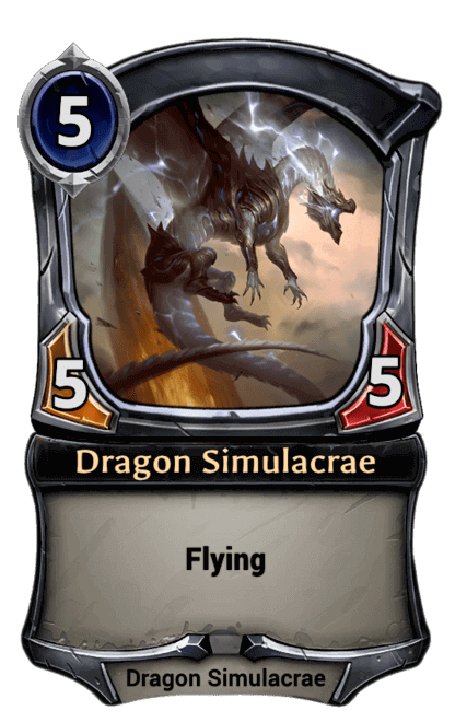 Card image for Dragon Simulacrae