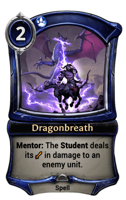 Card image for Dragonbreath