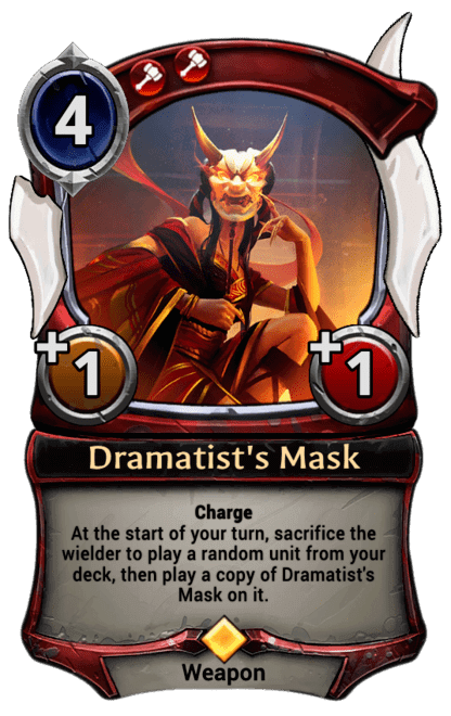 Card image for Dramatist's Mask