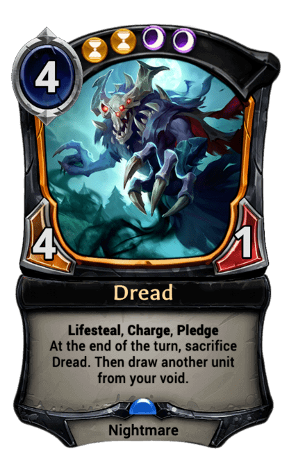 Card image for Dread