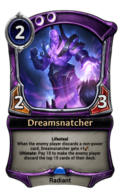 Card image for Dreamsnatcher
