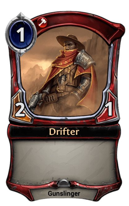 Card image for Drifter