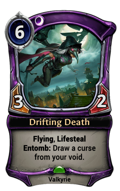 Card image for Drifting Death
